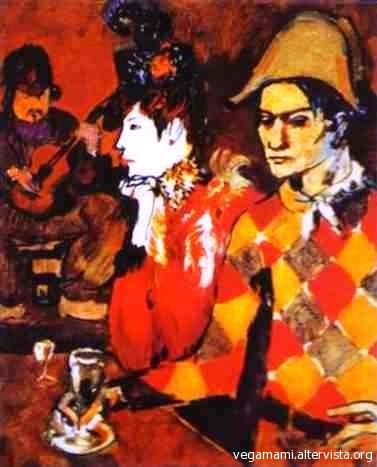 Pablo Picasso 1903