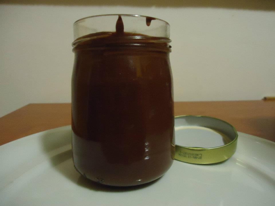 crema di nocciole