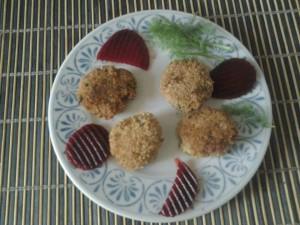 le crocchette di soia